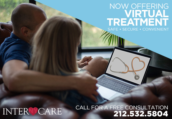 Call 212.532.5804 for your free consultation for virtual treatment