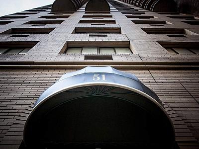 2 Inter Care Manhattan Entrance